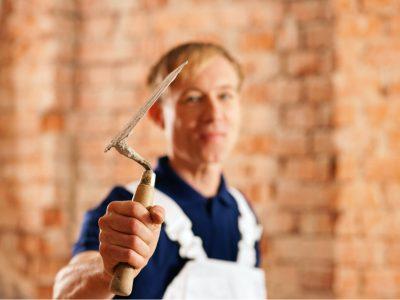 Få 3 tilbud fra murere på nybyg af hus