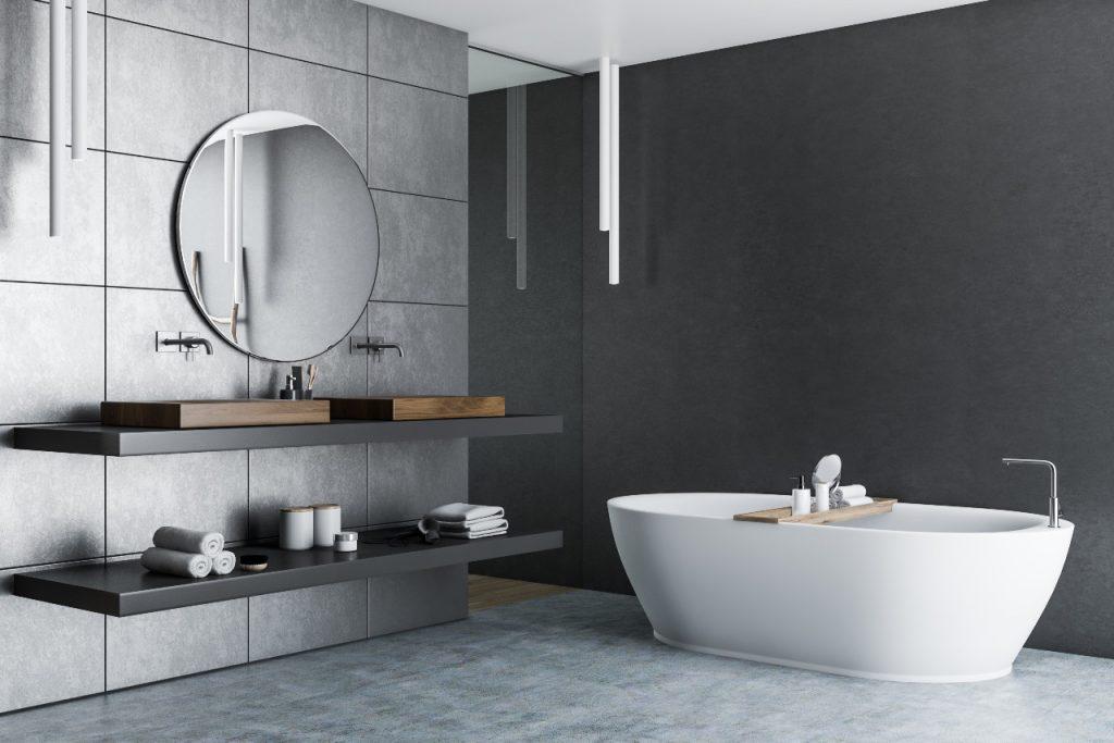 Få 3 tilbud på total renovering af badeværelse
